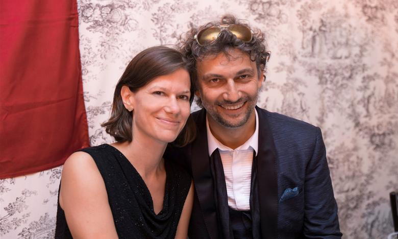 Jonas Kaufmann and the opera director Christiane Lutz married - News